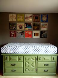 Update A Dresser Twin Bed Out Of A Dresser With Secret Hiding Place Built In