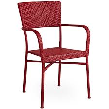 Stacking Dining Chairs by Del Rey Red Stacking Chair Pier 1 Imports