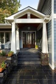 front porch designs for split level homes split level homes before and after before after there is