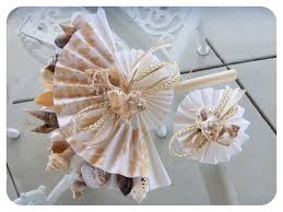 wedding bouquets with seashells bridal bouquets see styles here beachpeople weddings