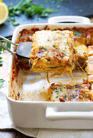 Lasagna Recipe Cottage Cheese by Creamy Tomato Lasagna Florentine Recipe Pinch Of Yum