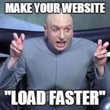 Website Meme - how to improve your website in 12 practical ways