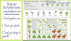 Garden Layout Planner Wonderful Looking Garden Layout Planner Free Awesome Kitchen