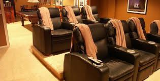home theatre room decorating ideas sofa home theater sofas glamorous home theater sofa sleeper