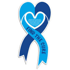 diabetes ribbon color how custom ribbon shaped magnets can highlight your social