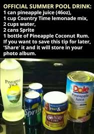 sounds delicious cool and refreshing drinks pinterest