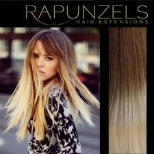 rapunzels hair extensions 20 dip dye ombre hair extensions weave weft human remy half