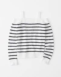white sweater sweaters abercrombie