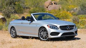 mercedes convertible 2017 mercedes amg c43 cabriolet review the middle way