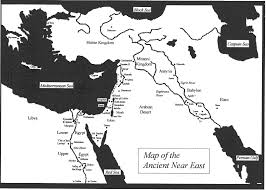 Ancient Map Of Middle East by Charts And Graphics The Gospel According To Egypt
