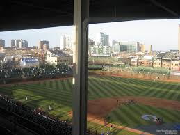 Wrigley Field Bathroom Wrigley Field Section 516 Chicago Cubs Rateyourseats Com