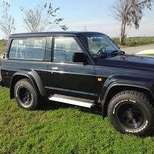 1980 nissan patrol very rare 1995 4x4 patrol turbo diesel low miles florida title