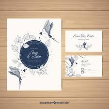 invitation card vectors photos and psd files free