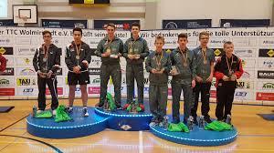 Click Tt Baden Deutsche Schüler Meisterschaften 2017 Team Ba Wü 5x Auf Dem