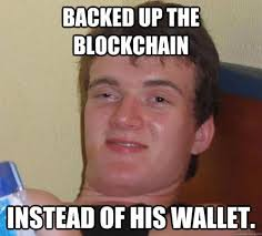 Meme Wallet - 12 awesome bitcoin memes