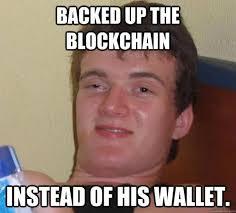 Bitcoin Meme - 12 awesome bitcoin memes