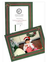 photo insert christmas cards line photo insert note cards plymouth cards