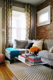 Decor Pad Living Room 20 breathtaking rooms with exposed brick brit co