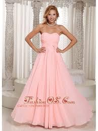 light pink dama dresses baby pink stylish bridesmaid dress ruched bodice chiffon for wedding
