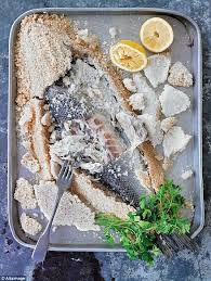 Seeking Branzino Song The Big Family Cooking Showdown Sea Bass Baked In Salt Daily