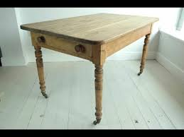 Antique Kitchen Tables YouTube - Old kitchen tables