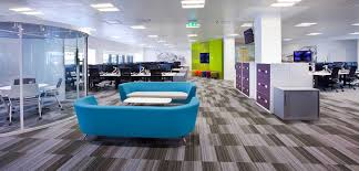 what does agile working mean for office interior design claremont