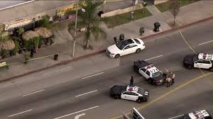 lexus of van nuys service man injured in deputy involved shooting in van nuys 1 in custody