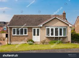 english bungalow house stock photo 200989943 shutterstock