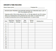 driver schedule template pics photos driver daily log sheet template driver