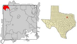 Dfw County Map Coppell Texas Wikipedia