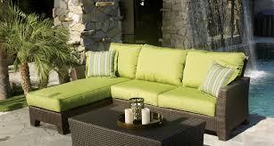 small outdoor sectional sofa outdoorlivingdecor