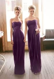 purple bridesmaid dresses best 25 purple bridesmaid dresses ideas on purple