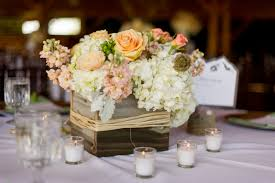 wood centerpieces wooden centerpieces for rent