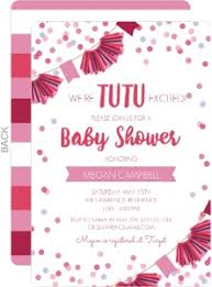 ballerina baby shower invitations ballerina baby shower invitations ballerina themed baby shower