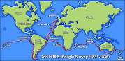 Image result for date of darwin's voyage