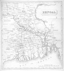Bay Of Bengal Map Gazetteer And Maps