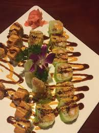canape firr island and green river roll picture of fuji sushi steak