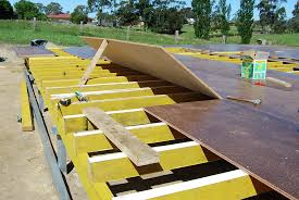 sub floor framing photos australian home owner builder