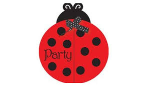 sweet pea parties lady bug party