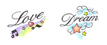 love dream wrist tattoo by jsgraphix on deviantart