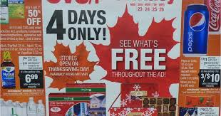 simply cvs cvs ad scan preview for the week of 11 23 11 26 14
