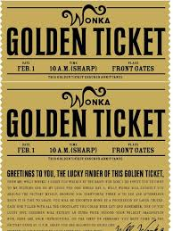 printable scale tickets free printable willy wonka s golden ticket need to have a scrbd