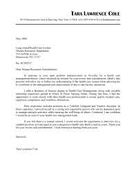 cover letter for the post of administrative assistant