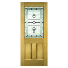 Wickes Exterior Door Hardwood Doors External Oak Veneer Doors Wickes