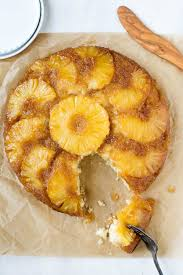 pineapple upside down cake i heart eating