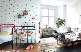 decor chambre enfant deco lit enfant deco chambre enfant mixte 2 lit superpos233 un