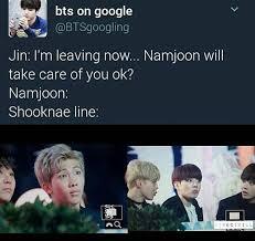 Lets Fuck Memes - namjoon you better be joking shooknae line oohhh lets fuck