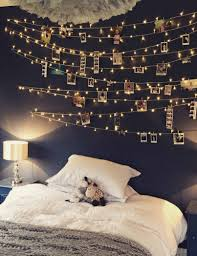 Lights For Bedroom Bedroom Bedroom Light Inspiration Fairy Light Picture Wall