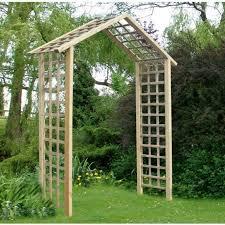 garden arches arbours pergola gazebos and decking