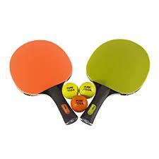 Amazon Ping Pong Table Amazon Com Stiga Pure Color Advance 2 Player Table Tennis Set
